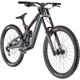 GT Bicycles Fury Pro, negro